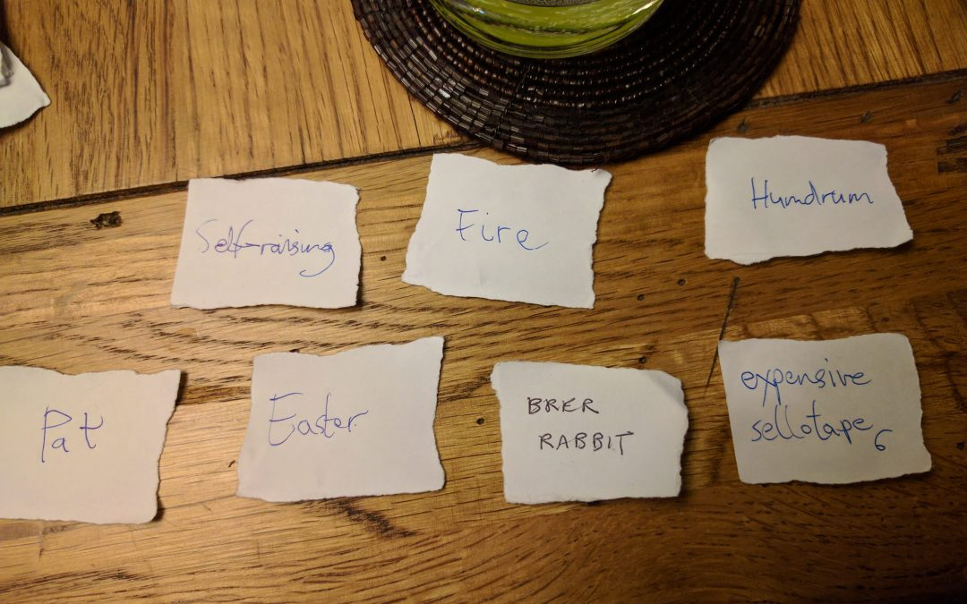 Day 79: Inventing a game of my own
